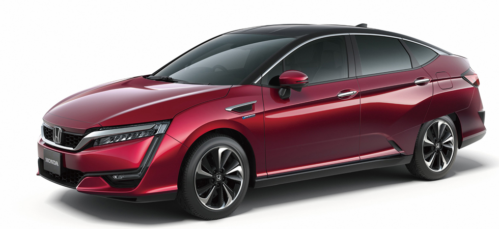 Fuel Cell Vehicle set for global debut in Octobers' Motor Show.