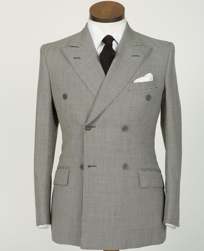 Lee Alexander McQueen suit huntsman