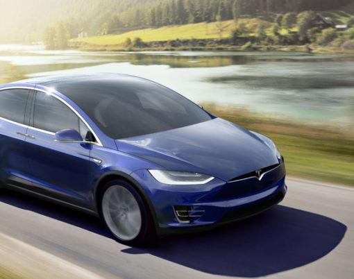 Tesla Motors unveil SUV - the Model X.