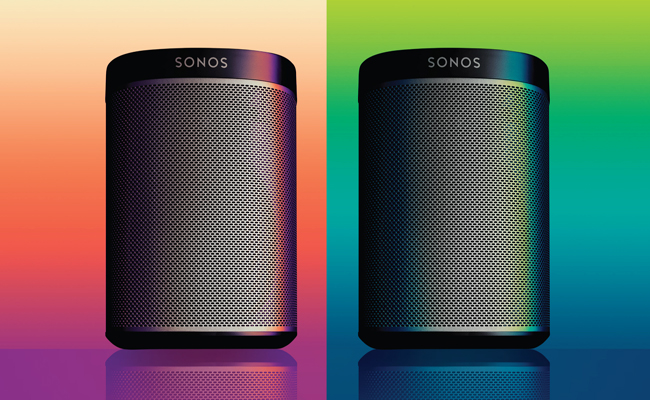 Delivering great sound around the house comes courtesy of Sonos Play1:Bundle.