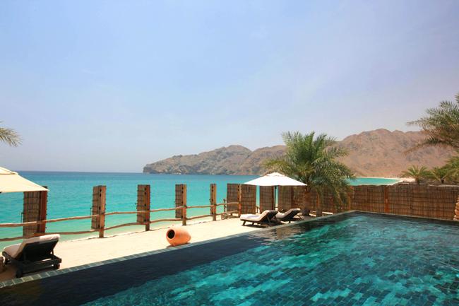 Oman: Zighy Bay Sense of De-stress
