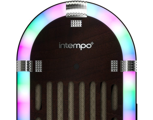 Intempo bring 1950's style and add a modern twist to the Jukebox.