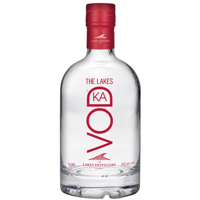 lakes vodka bottle