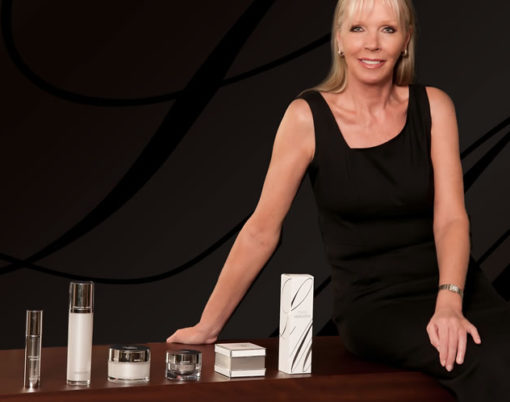 Skin expert Linda Meredith