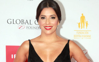 Eva Longoria attends THE GLOBAL GIFT GALA