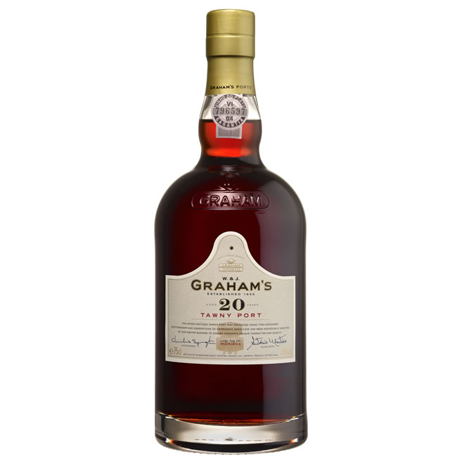 Graham's 20 Year Old Tawny Port (75cl)