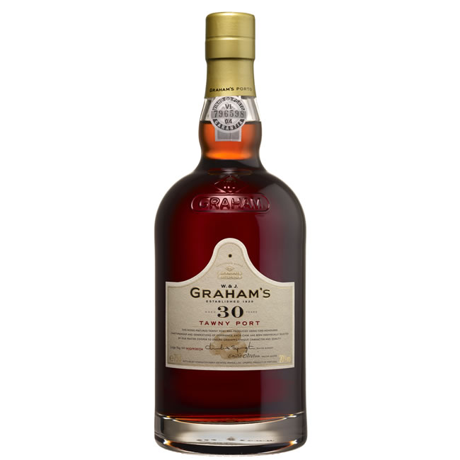 Graham's 30 Year Old Tawny Port (75cl)