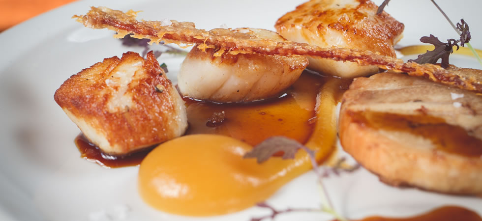 Restaurant Review The Gallery At Boringdon Hall Hotel