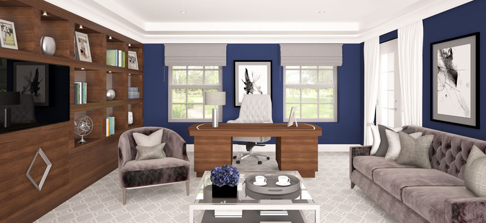 How to create the perfect home office | Luxury Lifestyle Magazine