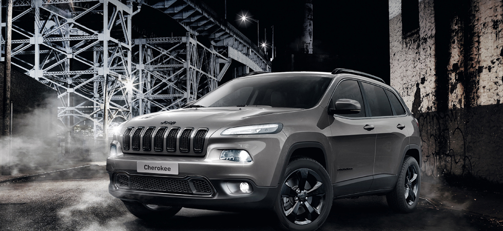 Limited Edition Jeep Cherokee hits the market with just 350 models available.
