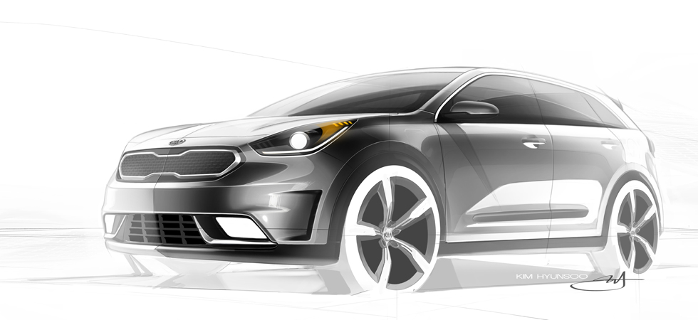 Hybrid technology continues to hit new heights with the Kia Niro.