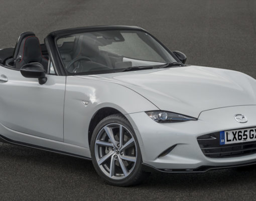 MX-5 Sport Recaro is set to hit the market with just 600 vehicles available.