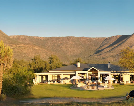 Samara Private Game Reserve in South Africa