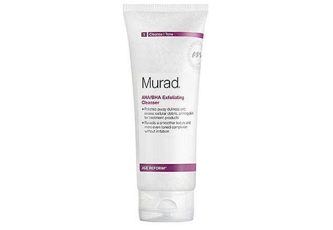 Murad-AHA-BHA-Exfoliating-Cleanser