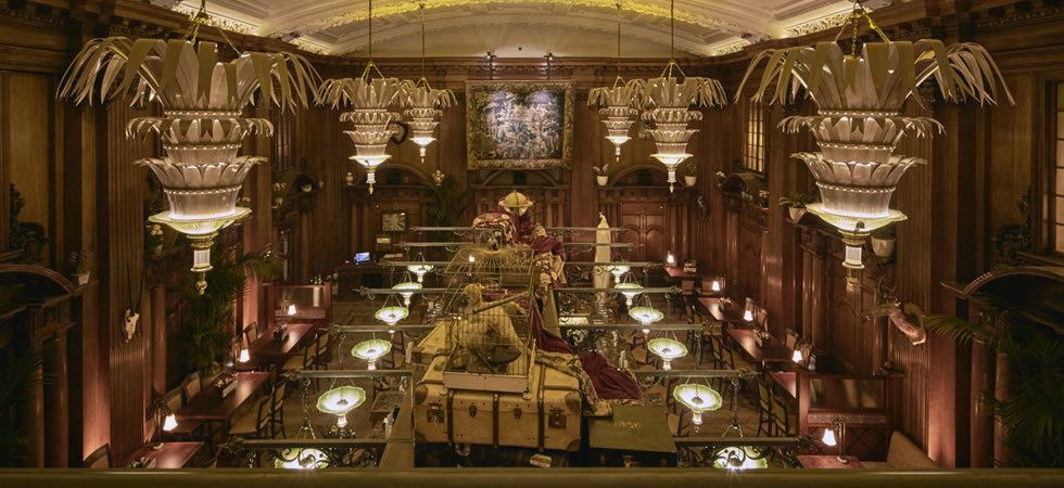 Restaurant Review The Trading House St Pauls In London Luxury Lifestyle Magazine