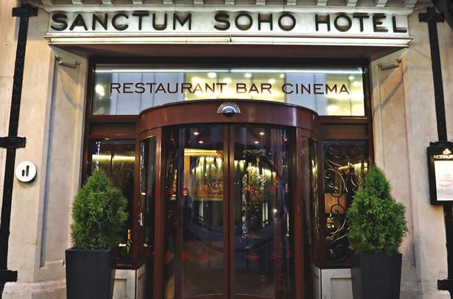 Sanctum Soho, London