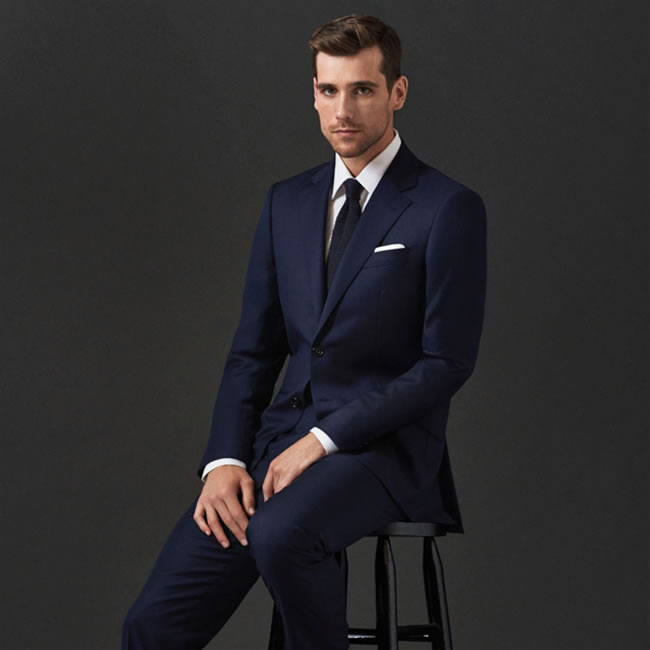 Savile Row Style: Hardy Amies Looks Sharp | Luxury Lifestyle Magazine