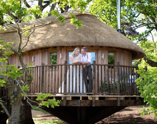 The Treehouse at Deer Park Country House Hotel