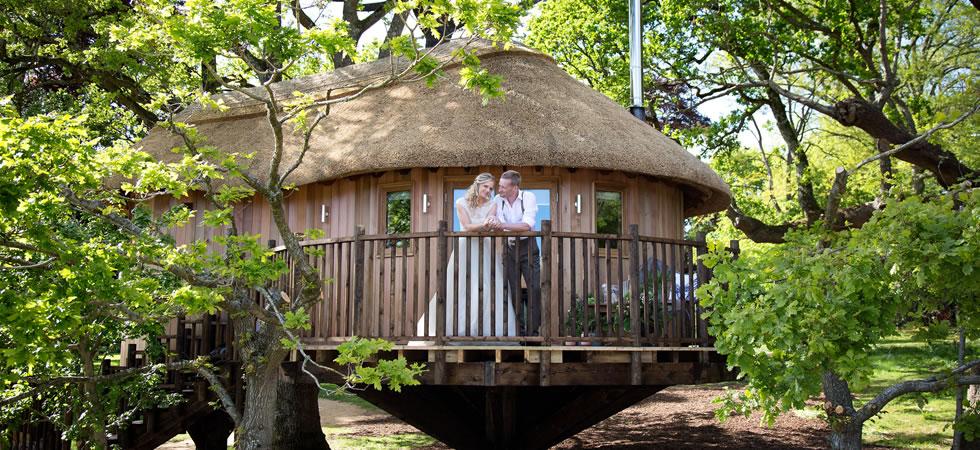 Luxurious Tree House Hotel