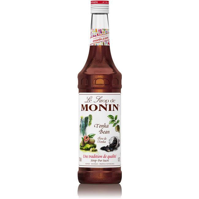 Monin Tonka Bean syrup