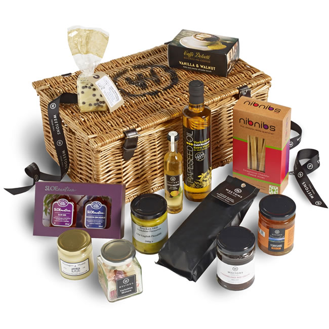 Weetons Yorkshire Town Hamper