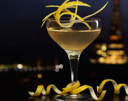 Skylounge launches tasty new winter cocktail menu