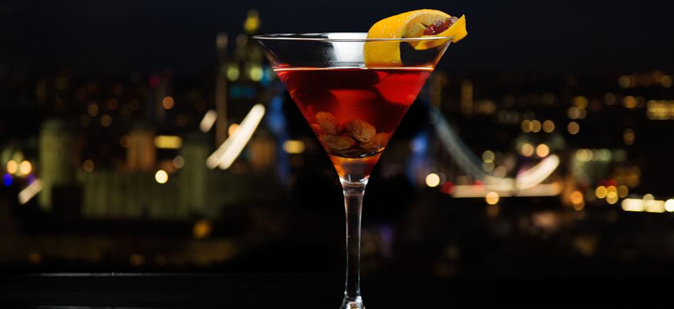 Cocktail of the week: Rum & Raisins