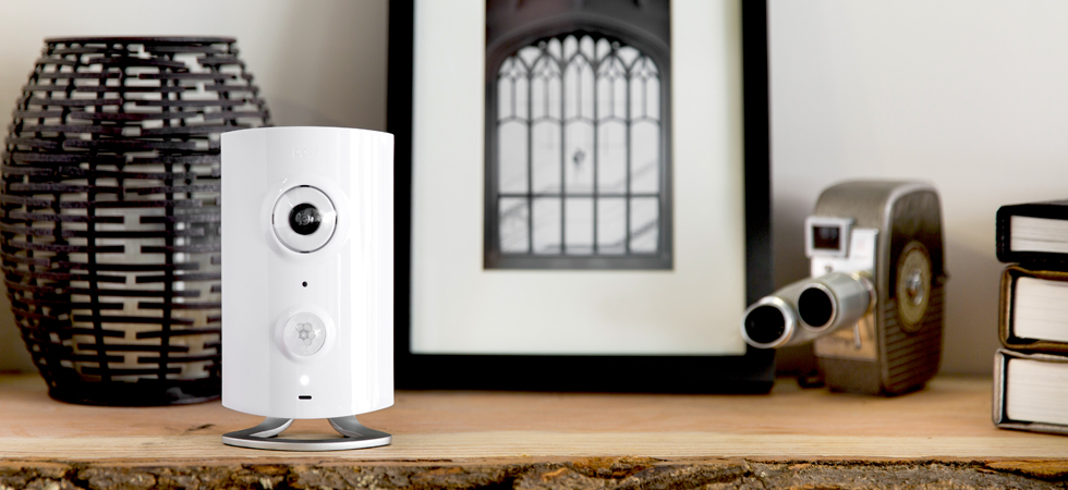 Providing home security and solutions on the move Piper is perfect for the travelling yet home proud consumer.