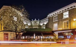London House, Battersea in London