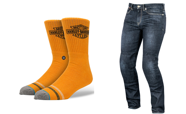 Who says motoring can't be fashionable? Alpinestars and Stance will impressing the motoring man in your life.