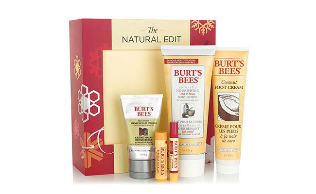 Burt's-Bees-Natural-Edit-Gift-Set