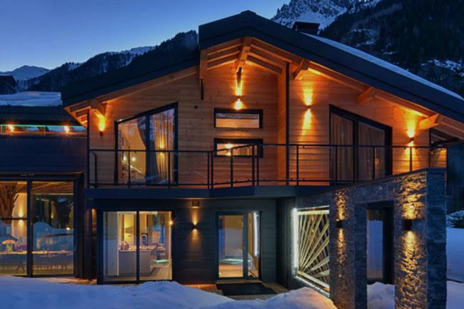 Chalet Aiguilles, Chamonix, France