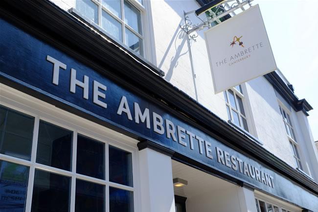 The Ambrette at Canterbury