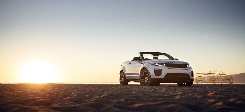 Hot Pick : Evoque convertible will win the hearts of many.