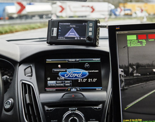Semi-Autonomous driving makes a further step forward thanks to Ford technology developments.