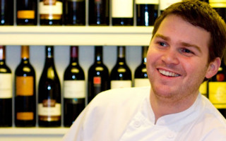 Michelin starred chef Josh Eggleton