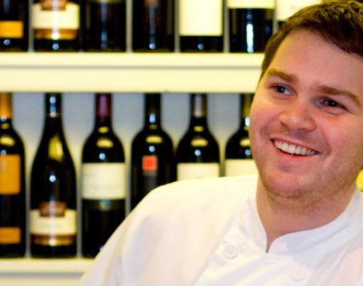 Michelin starred chef Josh Eggleton