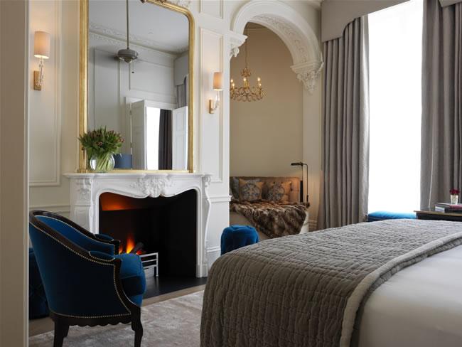 The Kensington Hotel Suite