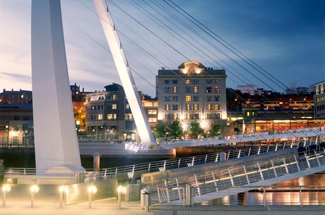 The Malmaison, Newcastle
