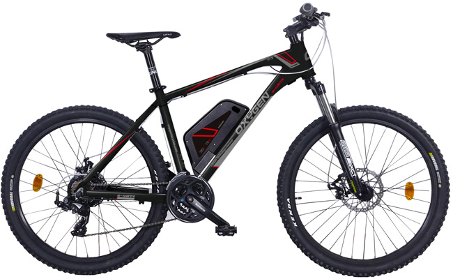 Electric bikes signal the way forward for a fitness enthusiast.