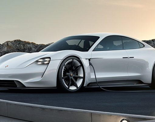 Mission E Concept is go-go-go for Porsche.