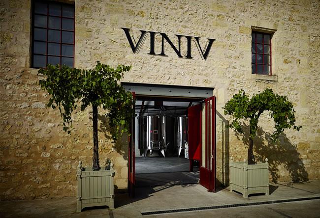 VINIV Winery outside