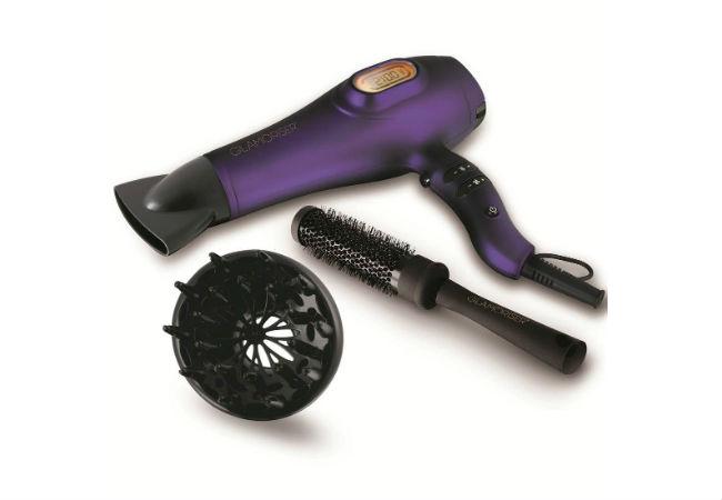 Glamoriser-Salon-Results-Hairdryer