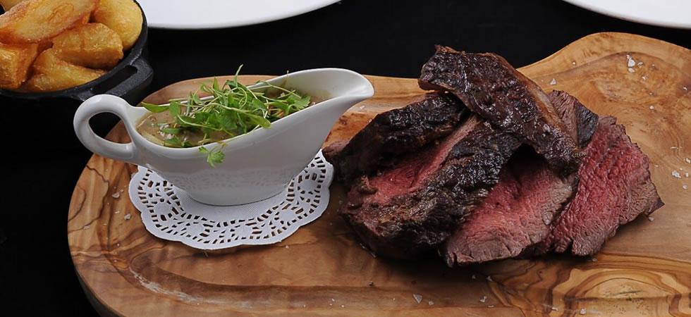 Marco Pierre White Steakhouse, Bar & Grill at London Hilton Syon Park