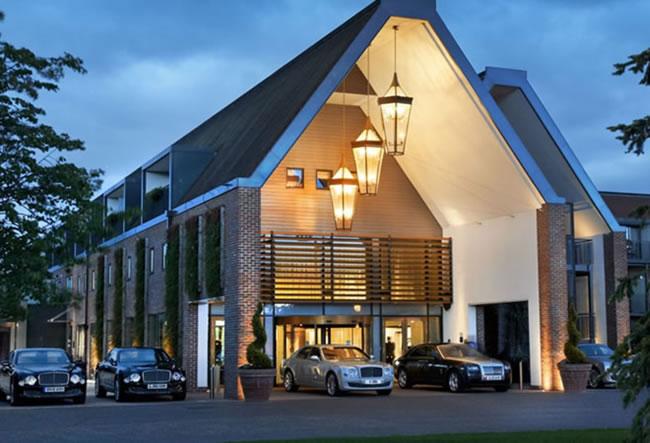 The Hilton Syon Park