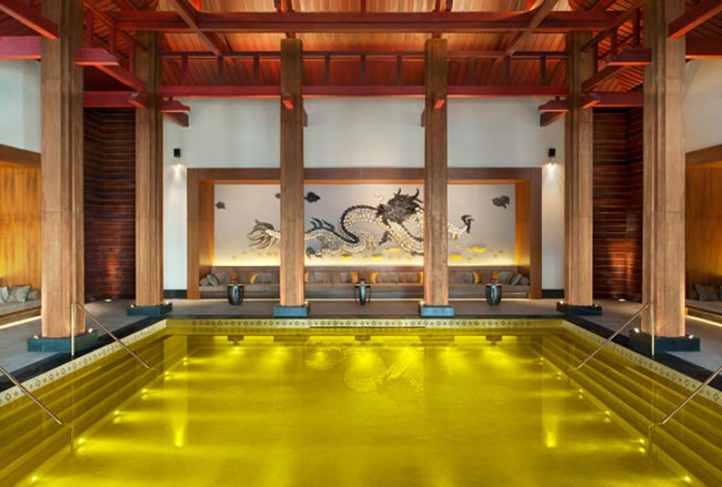 Gold Energy Pool