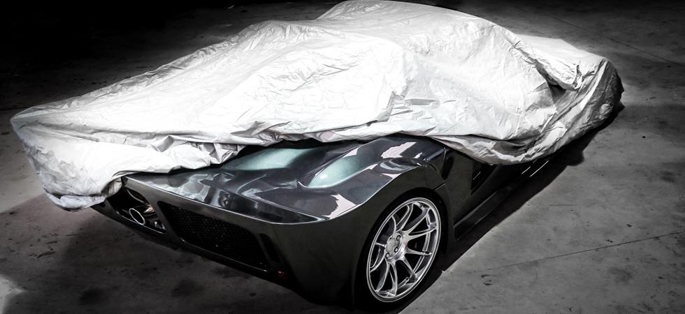 Devon-based Avatar reveal Roadster at Autosport International.