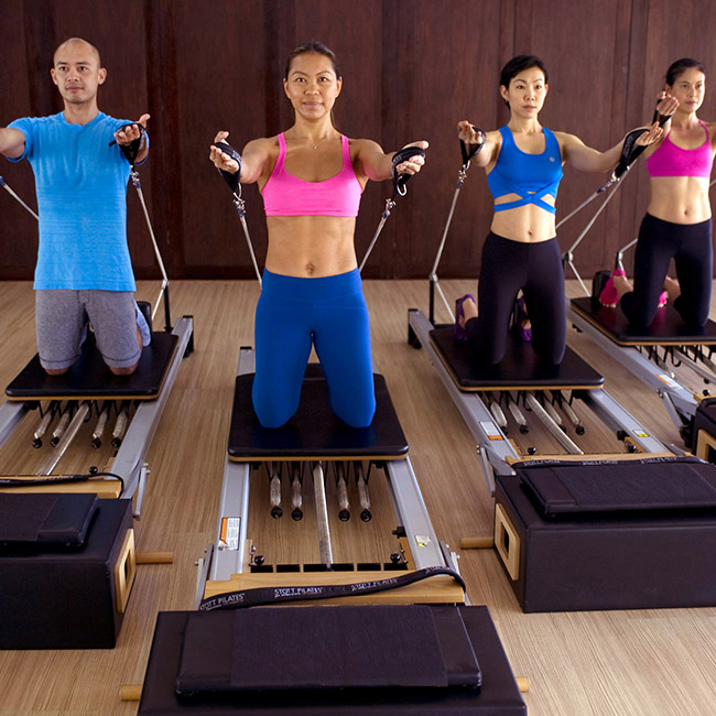 Absolute Sanctuary Pilates Reformer Bootcamp