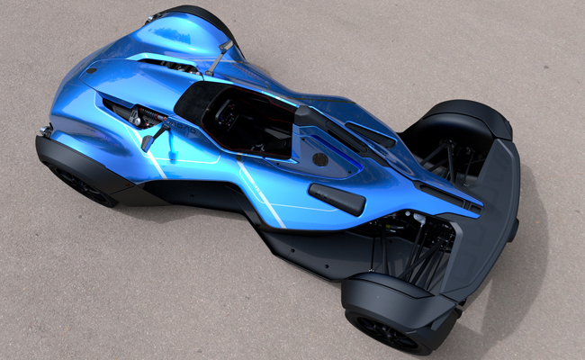 BAC Mono set to appear in ASI 2016 Supercar line up.