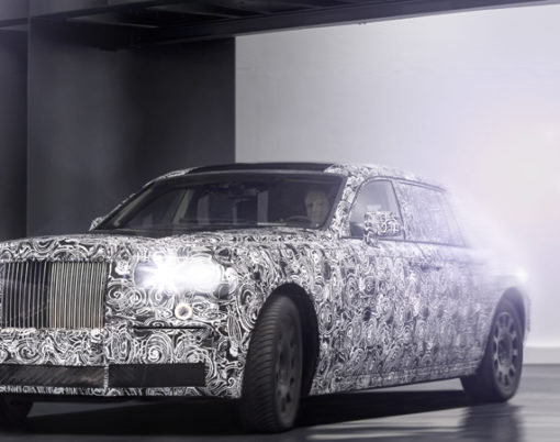 Much-loved British brand, Rolls-Royce, are full steam ahead with 2018 plans.